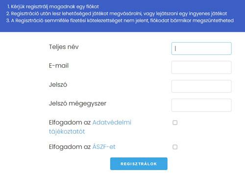 Céges csapatépítés - Digitális szabadulószoba - Regisztráció